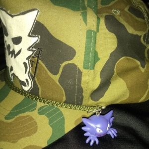 777 Club Pokemon Haunter Glow In The Dark cap